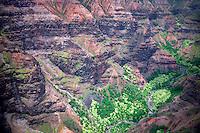 Waimea Canyon. Kauai, Hawaii.