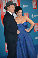 "LOS ANGELES, CA. November 05, 2018: John C. Reilly & Sarah Silverman at the world premiere of ""Ralph Breaks The Internet"" at the El Capitan Theatre.<br /> Picture: Paul Smith/Featureflash"
