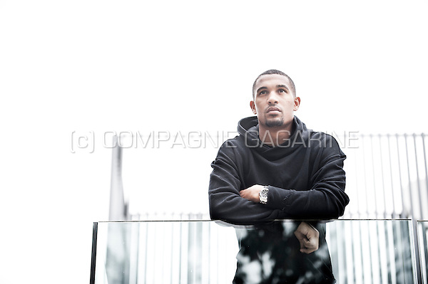 French football player William Vainqueur (Italy, 10/03/2016)