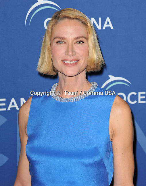 Kelly Lynch  arriving at the Oceana'S Partner Awards Gala 2013 at the Beverly Wishire Hotel In Los Angeles.
