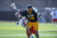 Canisius College MLax at UHart 2/22/2020