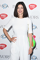 Marina Diamandis (Marina and the Diamonds)<br /> arrives for the 2016 Ivor Novello Awards at the Grosvenor House Hotel, London.<br /> <br /> <br /> ©Ash Knotek  D3121  19/05/2016