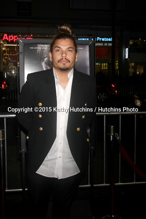 """LOS ANGELES - JAN 20:  Crime By Design at the """"Manny"""" Los Angeles Premiere at a TCL Chinese Theater on January 20, 2015 in Los Angeles, CA"""