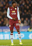 Kortney Hause of Aston Villa during the Carabao Cup match at the King Power Stadium, Leicester. Picture date: 8th January 2020. Picture credit should read: Darren Staples/Sportimage