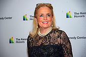 United States Representative Debbie Dingell (Democrat of Michigan) arrives for the formal Artist's Dinner honoring the recipients of the 42nd Annual Kennedy Center Honors at the United States Department of State in Washington, D.C. on Saturday, December 7, 2019. The 2019 honorees are: Earth, Wind & Fire, Sally Field, Linda Ronstadt, Sesame Street, and Michael Tilson Thomas.<br /> Credit: Ron Sachs / Pool via CNP