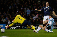 Scotland v Argentina 19/11/08