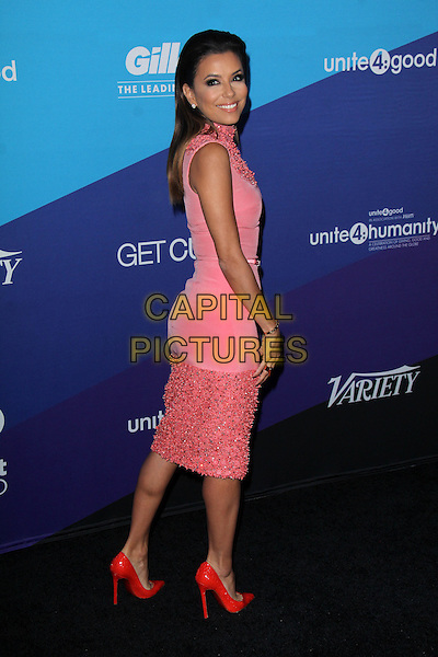 CULVER CITY, CA - February 27: Eva Longoria at the unite4:good and Variety present unite4:humanity, Sony Studios, Culver City,  February 27, 2014. <br /> CAP/MPI/JO<br /> &copy;Janice Ogata/MediaPunch/Capital Pictures
