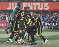MLS All Stars vs Juventus, August 1, 2018