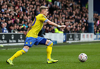 Leeds United's Ezgjan&nbsp;Alioski <br /> <br /> Photographer Andrew Kearns/CameraSport<br /> <br /> The Emirates FA Cup Third Round - Queens Park Rangers v Leeds United - Sunday 6th January 2019 - Loftus Road - London<br />  <br /> World Copyright &copy; 2019 CameraSport. All rights reserved. 43 Linden Ave. Countesthorpe. Leicester. England. LE8 5PG - Tel: +44 (0) 116 277 4147 - admin@camerasport.com - www.camerasport.com