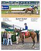 Super Duker winning at Delaware Park on 9/28/16