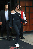 NEW YORK, NY - SEPTEMBER 8: Kendall Jenner seen on September 8, 2017 in New York City. <br /> CAP/MPI/DC<br /> &copy;DC/MPI/Capital Pictures