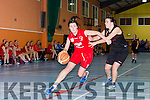 Lorraine Scanlon St Marys takes on Niamh O'Connell Ballincollig