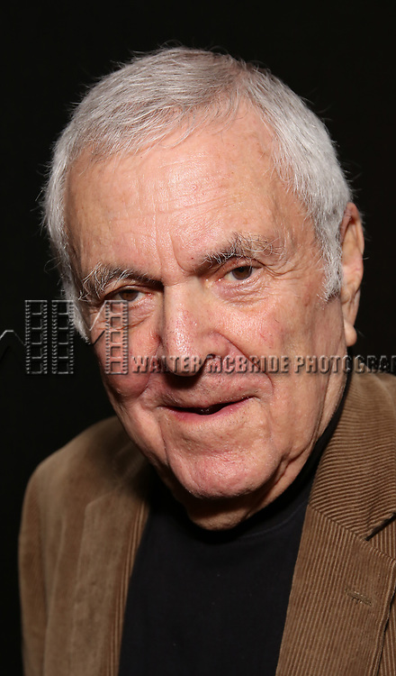 John Kander attends the Vineyard Theatre's Annual Emerging Artists Luncheon at The National Arts Club on June 6, 2017 in New York City.