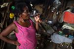Comunidade de Jerusalém, município de Rubim na região do baixo Jequitinhonha, Norte de Minas Gerais. Nessa região é possível encontrar três tipos de biomas: caatinga, cerrado e mata atlântica. A ASA Brasil, Articulação no Semiárido Brasileiro, tem implementado em diversas comunidades no Norte de Minas o Programa Uma Terra e Duas Águas (P1+2) e o Programa Um Milhão de Cisternas (P1MC) que tem como objetivo viabilizar a captação e armazenamento de água de chuva nessas comunidades para consumo humano, criação de animais e produção de alimentos. Entre os parceiros para implementação dos projetos tem destaque na região a Cáritas Diocesana de Almenara. Teresa Oliveira de Jesus.