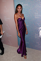 NEW YORK, NY - SEPTEMBER 13: Joan Smalls at the Clara Lionel Foundation&rsquo;s 4th Annual Diamond Ball at Cipriani Wall Street in New York City on September 13, 2018. <br /> CAP/MPI99<br /> &copy;MPI99/Capital Pictures