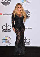LOS ANGELES, CA. October 09, 2018: Mariah Carey at the 2018 American Music Awards at the Microsoft Theatre LA Live.<br /> Picture: Paul Smith/Featureflash