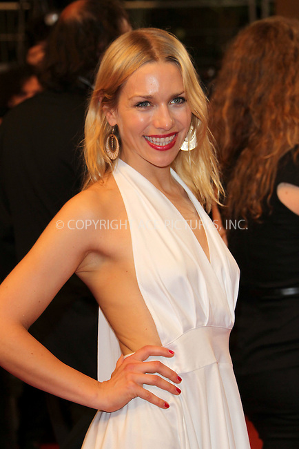 WWW.ACEPIXS.COM . . . . .  ..... . . . . US SALES ONLY . . . . .....May 18 2011, Cannes....Julia Dietze at the premiere of 'Melancholia' at the Cannes Film Festival on May 18 2011 in Cannes, France....Please byline: FAMOUS-ACE PICTURES... . . . .  ....Ace Pictures, Inc:  ..Tel: (212) 243-8787..e-mail: info@acepixs.com..web: http://www.acepixs.com