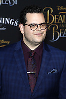 www.acepixs.com<br /> <br /> March 2 2017, LA<br /> <br /> Josh Gad arriving at the premiere of Disney's 'Beauty And The Beast' at the El Capitan Theatre on March 2, 2017 in Los Angeles, California.<br /> <br /> By Line: Famous/ACE Pictures<br /> <br /> <br /> ACE Pictures Inc<br /> Tel: 6467670430<br /> Email: info@acepixs.com<br /> www.acepixs.com