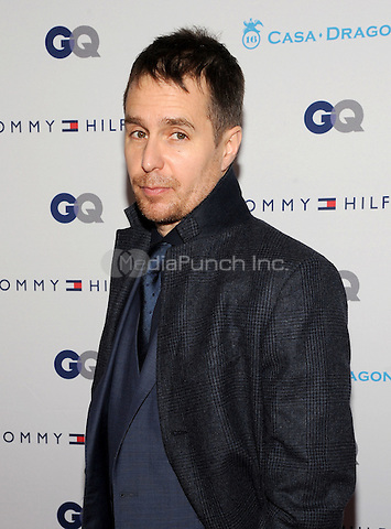 New York, NY- December 11: Sam Rockwell attends the Tommy Hilfiger and GQ event honoring The Men Of New York at the Tommy Hilfiger Flagship on December 11, 2014 in New York City. Credit: John Palmer/MediaPunch