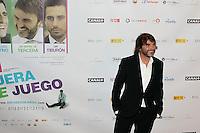 Fernando Tejero - Premiere En Fuera De Juego - photocall in Madrid