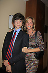 General Hospital and One Life To Live Kassie DePaiva and son JQ of All My Children at the 19th Feast benefitting the Center for Hearing and Communication - Connect to Life on October 22, 2012 at Chelsea Pier 60, New York City, New York.  (Photo by Sue Coflin/Max Photos)