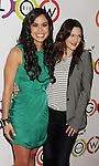 WEST HOLLYWOOD, CA - NOVEMBER 14: Kimberly Snyder and Drew Barrymore attend the opening of Kimberly Snyder's Glow Bio Juice Bar at Glow Bio on November 14, 2012 in West Hollywood, California.