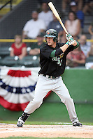 June 24, 2009: Sawyer Carroll of the Fort Wayne TinCaps at the 2009 Midwest League All Star Game at Alliant Energy Field in Clinton, IA.  Photo by: Chris Proctor/Four Seam Images