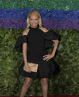 NEW YORK, NEW YORK - JUNE 09: Kristin Chenoweth attends the 73rd Annual Tony Awards at Radio City Music Hall on June 09, 2019 in New York City. <br /> CAP/MPI/IS/CSH<br /> ©CSHIS/MPI/Capital Pictures
