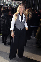 NEW YORK, NY - FEBRUARY 12: Blake Lively at Michael Kors Fashion Show during New York Fashion Week 2020 in New York City on February 12, 2020. <br /> CAP/MPI/EN<br /> ©EN/MPI/Capital Pictures