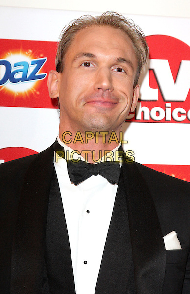 Dr Christian Jessen.TV Choice Awards 2011 Arrivals held at the Savoy Hotel, London, England..September 13th, 2011.headshot portrait black bow tie.CAP/ROS.©Steve Ross/Capital Pictures