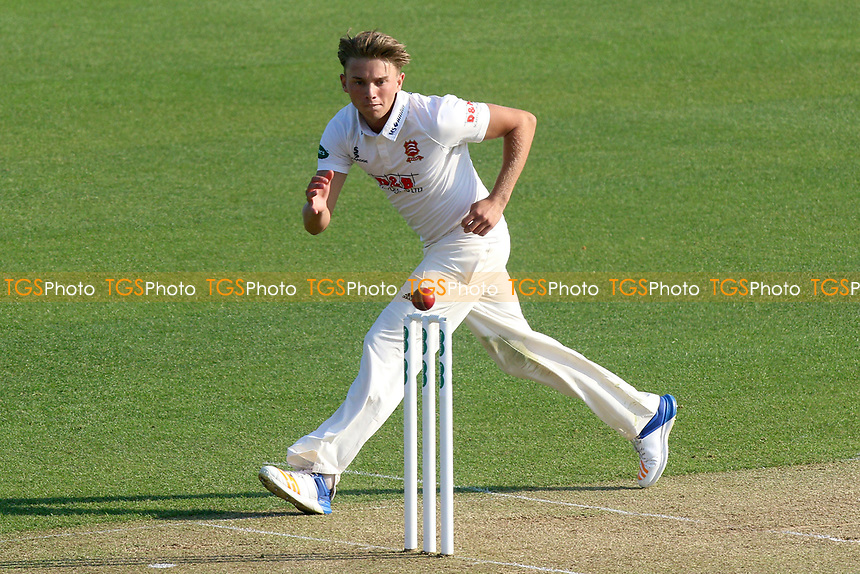 Aaron Beard of Essex during Essex CCC vs Lancashire CCC, Specsavers County Championship Division 1 Cricket at The Cloudfm County Ground on 7th April 2017