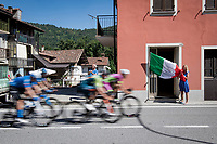 Viva 'La Primavera' (Spring) in summer!<br /> <br /> 111st Milano-Sanremo 2020 (1.UWT)<br /> 1 day race from Milano to Sanremo (305km)<br /> <br /> the postponed edition > exceptionally held in summer because of the Covid-19 pandemic calendar reshuffle