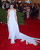 "KATIE HOLMES.attends the Costume Institute Gala at the Metropolitan Museum of Art, New York.The event is considered the Oscars of the Fashion world_06/05/2013.Mandatory credit photo:©Dias/NEWSPIX INTERNATIONAL..**ALL FEES PAYABLE TO: ""NEWSPIX INTERNATIONAL""**..PHOTO CREDIT MANDATORY!!: NEWSPIX INTERNATIONAL(Failure to credit will incur a surcharge of 100% of reproduction fees)..IMMEDIATE CONFIRMATION OF USAGE REQUIRED:.Newspix International, 31 Chinnery Hill, Bishop's Stortford, ENGLAND CM23 3PS.Tel:+441279 324672  ; Fax: +441279656877.Mobile:  0777568 1153.e-mail: info@newspixinternational.co.uk"