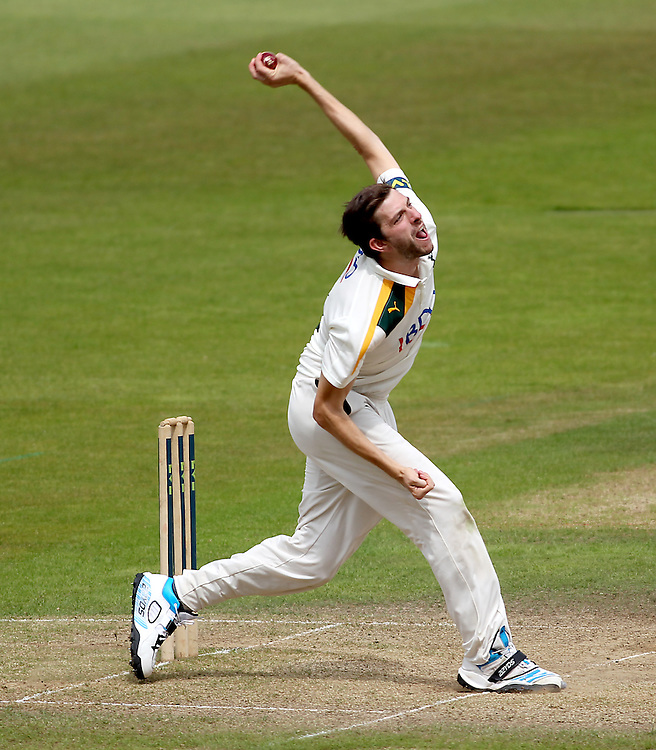 Nottinghamshire's Harry Gurney<br />