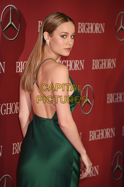 PALM SPRINGS, CA - JANUARY 02: Actress Brie Larson attends the 27th Annual Palm Springs International Film Festival Awards Gala at Palm Springs Convention Center on January 2, 2016 in Palm Springs, California.<br /> CAP/ROT/TM<br /> &copy;TM/ROT/Capital Pictures