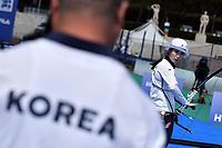 Ki Bo Bae Korea Gold Medal Recurve Women Arco Olimpico <br /> Roma 03-09-2017 Stadio dei Marmi <br /> Roma 2017 Hyundai Archery World Cup Final <br /> Finale Coppa del mondo tiro con l'arco <br /> Foto Andrea Staccioli Insidefoto/Fitarco