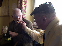 Healy-Rae opposes smoke ban.<br />