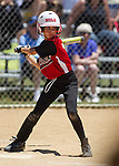 MVLA Nova vs San Carlos Force in first round action in the 10U Junior Olympic Nor Cal Championships, June 24, 2011 at Twin Creeks in Sunnyvale, CA
