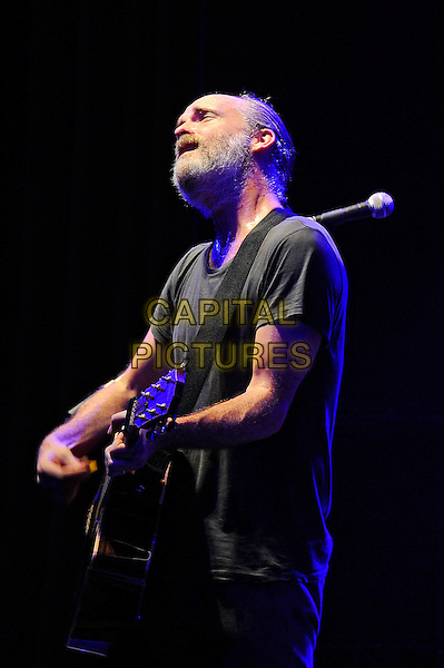 LONDON, ENGLAND - NOVEMBER 15: Fran Healy performing at 'A Peaceful Noise', Bataclan Memorial Concert at Shepherd's Bush Empire on November 15, 2016 in London, England.<br /> CAP/MAR<br /> &copy;MAR/Capital Pictures
