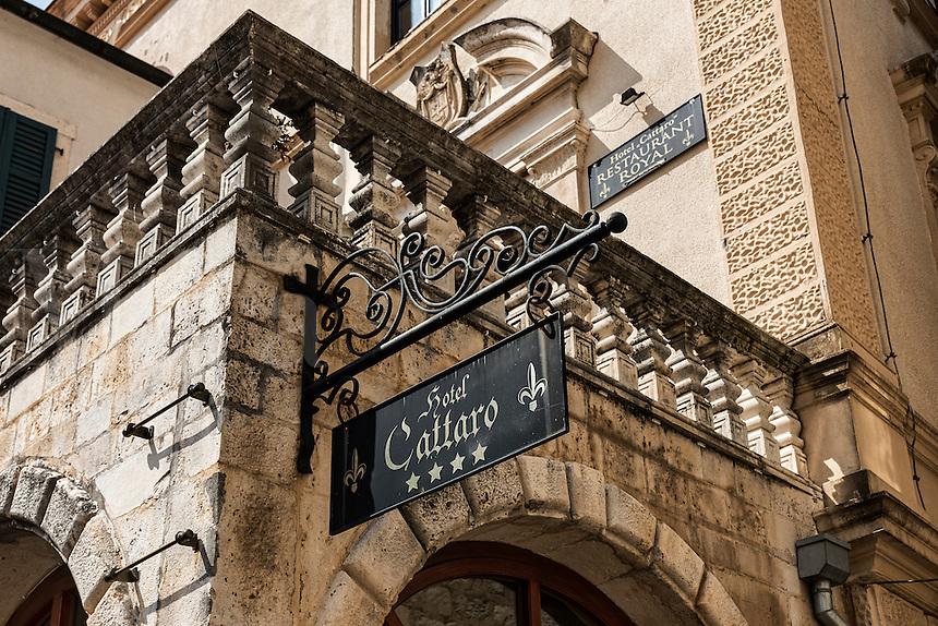 Charming Hotel Cattaro, Kotor, Montenegro