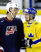 080427 - Worlds Exhibition - USA vs. Sweden