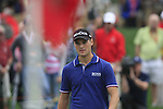 Martin Kaymer walks onto the 13th green during Day 2 Friday of the Abu Dhabi HSBC Golf Championship, 21st January 2011..(Picture Eoin Clarke/www.golffile.ie)