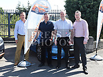 Frans Van Der Waerff, Danny Duddy, Vincent Keville and Wesley Gaffney of Boyne Cars. Photo:Colin Bell/pressphotos.ie