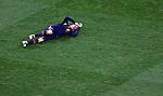 Fernando Torres, Soccer, Football - 2010 FIFA World Cup - Johannesburg, South Africa, Sunday, July, 11, 2010. Final match, Netherlands vs Spain, Soccer City Stadium (credit & photo: Pedja Milosavljevic / +381 64 1260 959 / thepedja@gmail.com / STARSPORT )
