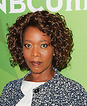 Alfre Woodard arriving at the NBCUniversal Summer TCA 2014 held at The Beverly Hilton Hotel Beverly Hills, CA. July 13, 2014.