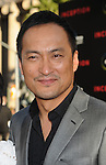 "HOLLYWOOD, CA. - July 13: Ken Watanabe arrives to the ""Inception"" Los Angeles Premiere at Grauman's Chinese Theatre on July 13, 2010 in Hollywood, California."