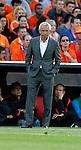 Nederland, Rotterdam, 30 mei 2012.Oefeninterland .Nederland-Slowakije .Bert van Marwijk, trainer-coach van Nederland