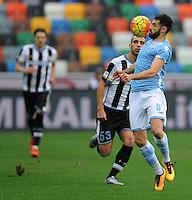 2016/01/31 Udinese vs Lazio