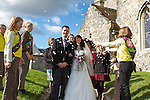 The Wedding of George & Lisa, October 13th, Carisbrooke