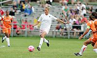 Amanda Cinalli..Saint Louis Athletica defeated Sky Blue FC 1-0 at Anheuser-Busch Soccer Park, Fenton, Missouri.
